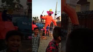 Dussehra celebration in jalandhar with dhruv 2017