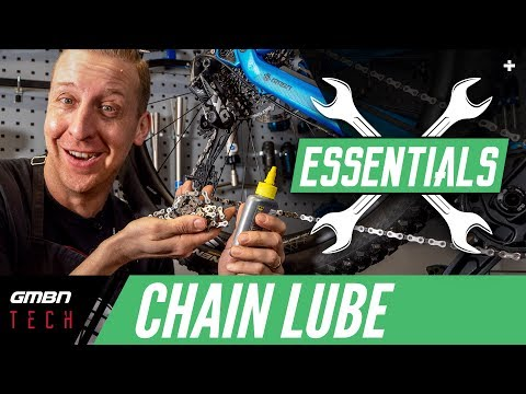 Lubing A Mountain Bike Chain Correctly | GMBN Tech MTB Essentials Ep. 8