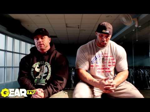 IFBB Pros Aaron Clark & Juan Morel: Heavy Back Day Part 1 of 2!