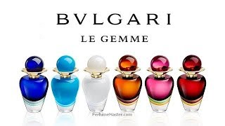 Bvlgari Le Gemme Murano Collection New Perfumes 2018