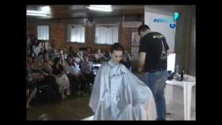 Palestra cabelereiro Rodrigo de La Lastra