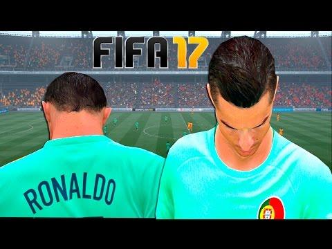 EL MAYOR RETO CON CRISTIANO RONALDO!!   FIFA 17 Modo carrera #5