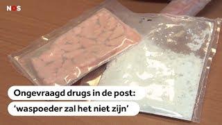 POST: Deze ondernemer krijgt ongevraagd cocaïne binnen