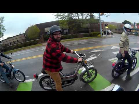 Grand Rapids Ghost Riders Moped Monday 5/16/16