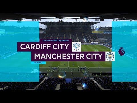 Cardiff City vs Manchester City - Cardiff City Stadium - 2018-19 Premier League - FIFA 19