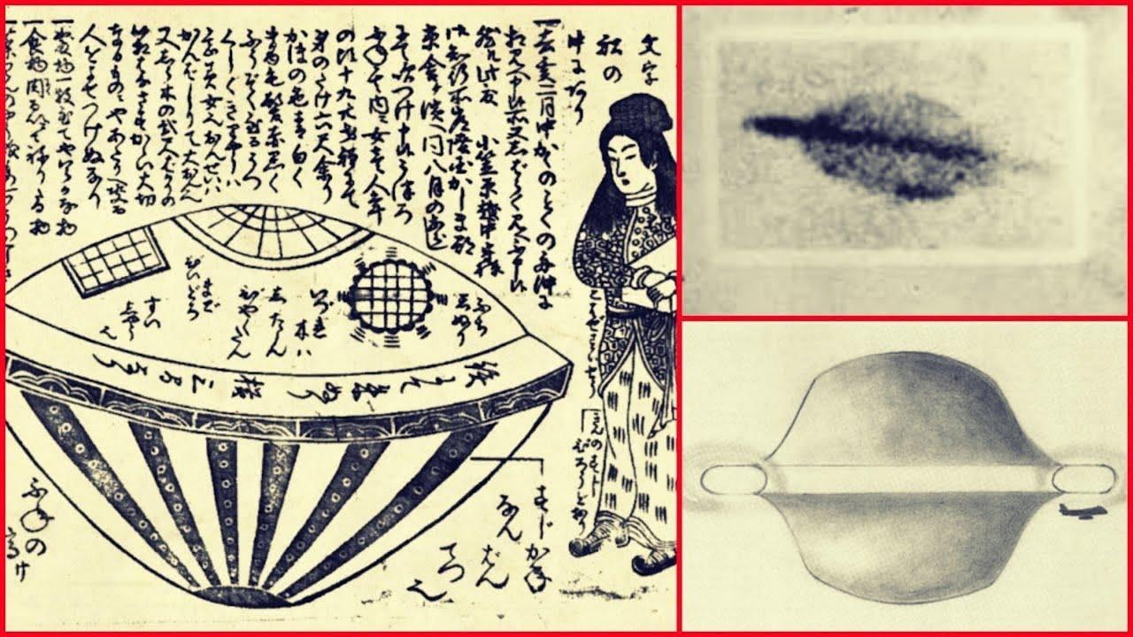 ¡INSÓLITO! UN OVNI que lleva viniendo a la Tierra 200 años