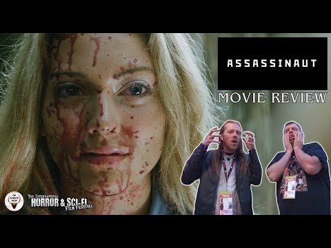 """Assassinaut"" 2019 Sci-Fi Thriller Movie Review - The Horror Show"