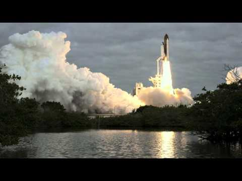 Space Shuttle Main Engine Takeoff Noise ( SSME 12 Hours )