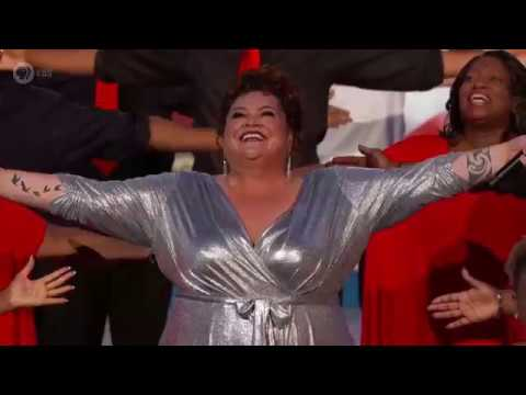 "Keala Settle performs ""This Is Me"" at the 2019 A Capitol Fourth"