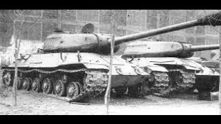 Обзор советского монстра ИС 6