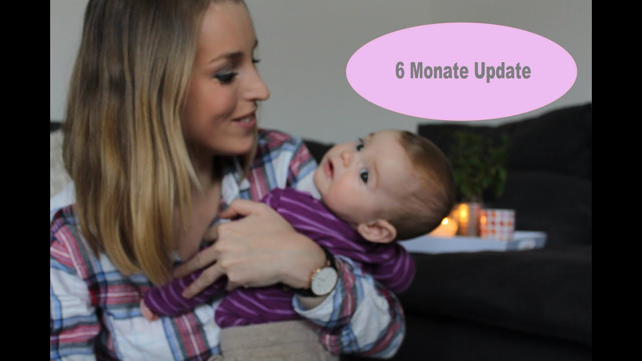 6 monate baby update i lilalisi youtube. Black Bedroom Furniture Sets. Home Design Ideas