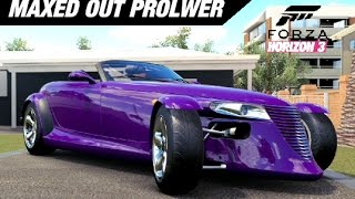 MAXED OUT Plymouth Prowler Build - Forza Horizon 3