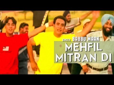 """Mehfil Mitran Di Babbu Maan"" Meledy Saun Di Jhadi"
