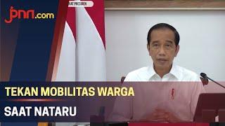 Jelang Libur Nataru, Jokowi Kumpulkan Kepala Daerah