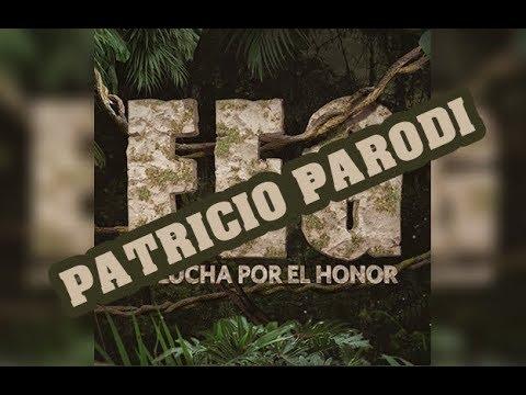 EEG LA LUCHA POR EL HONOR : CANCION PRESENTACION PATRICIO PARODI