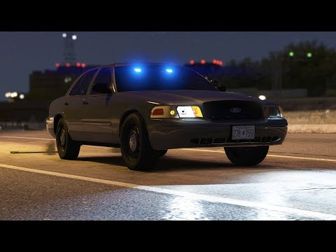 LSPDFR - Day 738 - Watch your back