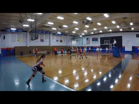 4-7-18 ACS18 vs. Lake County Storm Game 2 Set 2