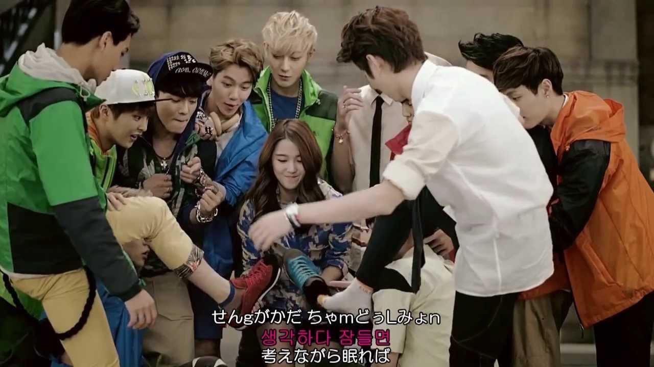 Download EXO XOXO(Kisses&Hugs) ルビ+歌詞+日本語訳