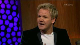 The Late Late Show: Gordon Ramsay