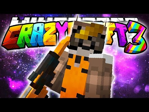 Minecraft Crazy Craft Criminal