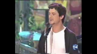 Alejandro Sanz  & The Corrs - The Hardest Day  / Me Ire  (Live MTV )