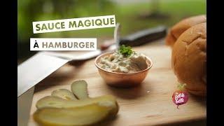 🍔SAUCE SECRÈTE POUR HAMBURGER 🍔Pimp ton burger! Tuto recette facile