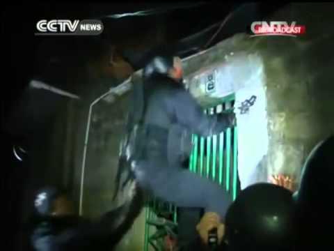 Police raid Guangdong 'meth village'