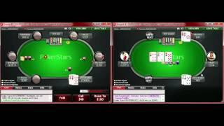 NL $10/$20 SH: Видео Team PokerStars Pro Джонни Лоддена