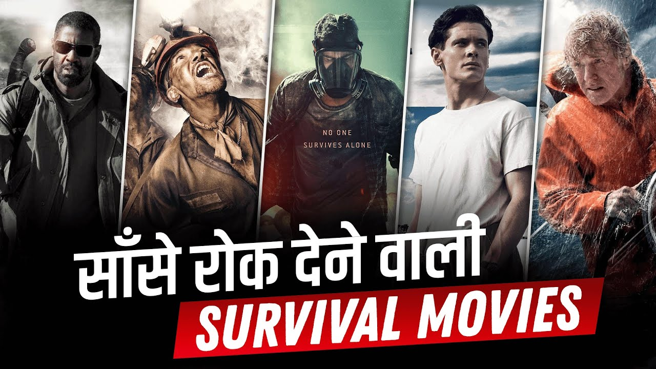 Download TOP 10: Survival Movies in World as per IMDb Ratings | Best Survival Movies in Hindi | Moviesbolt