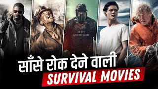 TOP 10: Survival Movies in World as per IMDb Ratings | Best Survival Movies in Hindi | Moviesbolt