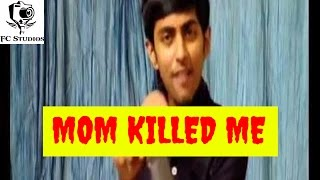 mom killed me after this video   shah rukh khan dialogue