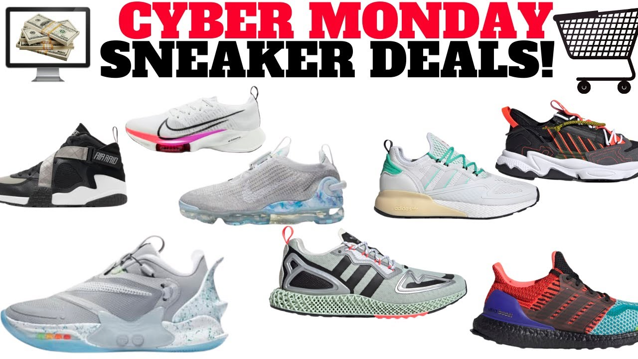 CYBER MONDAY SNEAKER DEALS WORTH A LOOK! 🚨