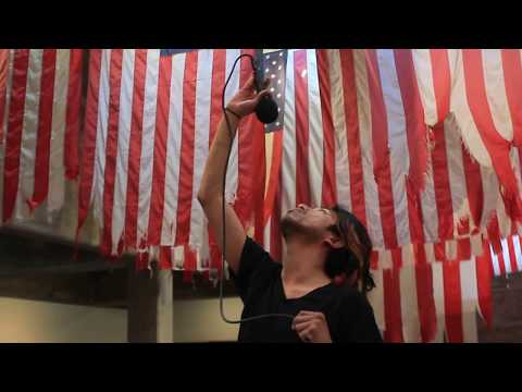 an interactive response to 'A Living Thing: Mel Ziegler, Flag Exchange'