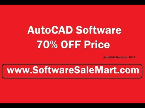Buy Autocad Electrical 2017 With Bitcoin