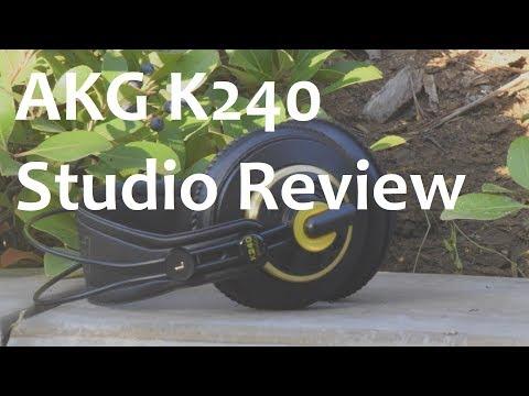 AKG K240 Studio Review