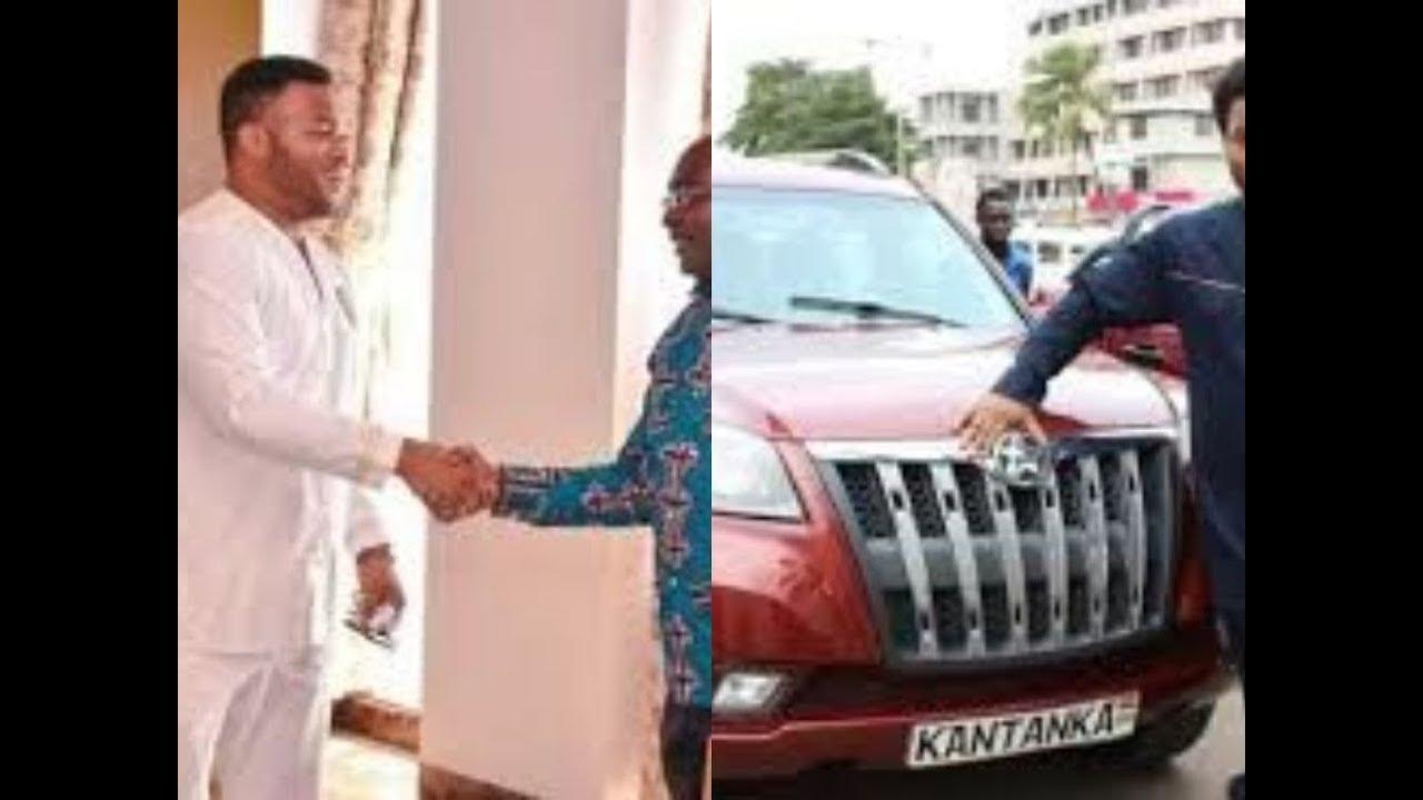 (GOOD NEWS)  Govt gives Kantanka Automobile 10 years tax holiday