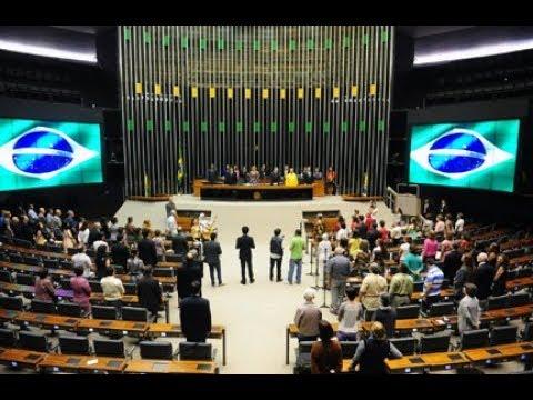 Brazil's National Congress Marks World Tai Chi & Qigong Day 2018