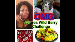 Natures Wild Berry Challenge   OMG Possibly a WEIGHTLOSS MIRACLE FRUIT!!!