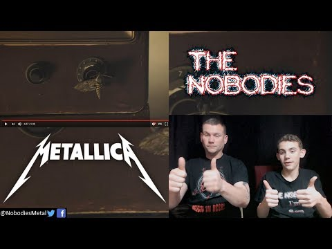 NOBODIES REACTION!!!: Metallica: Moth Into Flame (Official Music Video)