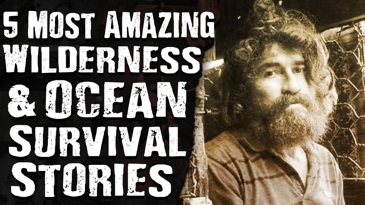 Incredible stories of human survival