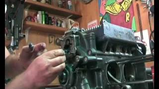 VW 1600 motor rebuild - Part 3