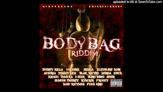 Blak Ryno,Bounty Killa,Khago,Tommy Lee,Sizzla,Aidonia & I Octane [Body Bag Riddim Mix April 2013]