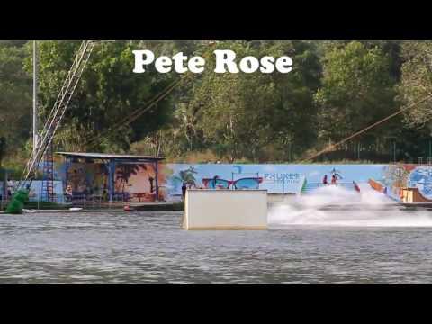 How to do Pete Rose (Kicker) /Wakeboard Teacher Как делать пит роуз