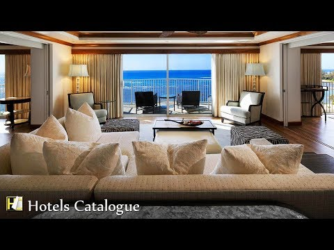 The Kahala Hotel & Resorts - Hotel Overview & Room Highlights