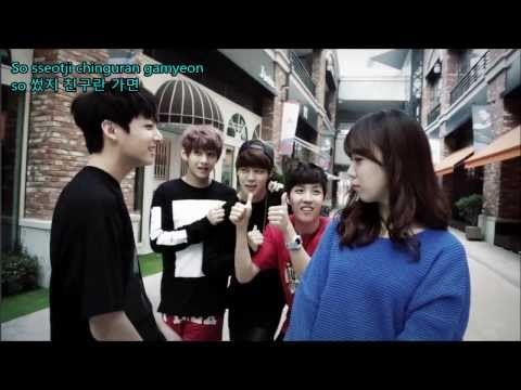 BTS (Bangtan Boys) - Beautiful Color Coded Lyrics [ENG/HAN/ROM]