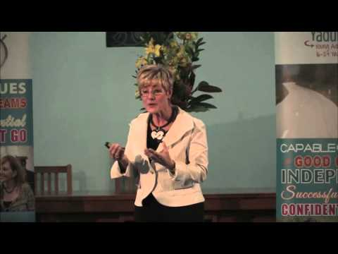 Parenting Teenagers and Young Adults wth Yvonne Godfrey