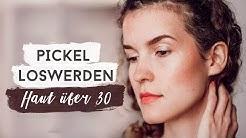 Pille abgesetzt & Pickel - Unreine Haut mit 30 | heylilahey