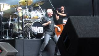 Thunder Back Street Symphony Leeds Arena 12th March 2015