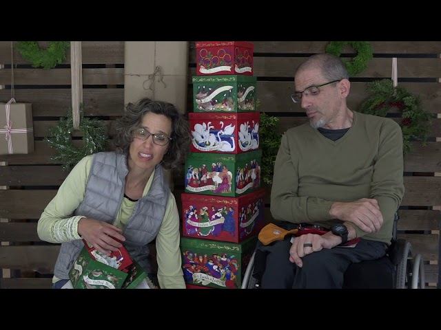 Daily Advent Video - Tuesday Dec. 1st