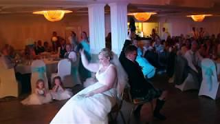 Mr & Mrs Game - Carbon Copy Wedding Band